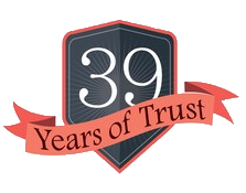 39 years of trust
